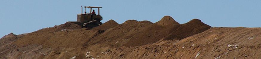 South Yuma County Landfill Home